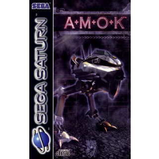 Amok Cover