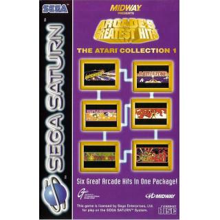 Atari Collection 1 Cover