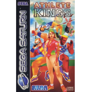 Athlete Kings Cover