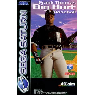 Frank Thomas Big Hurt Baseball Cover