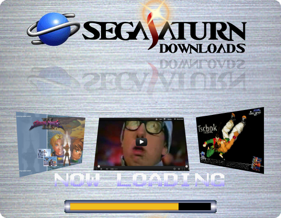 SEGA Saturn Downloads