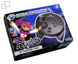 Nights Analog Controller Pack (SEGA Saturn)