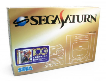 SEGA Saturn First Version Virtua Fighter Remix Pack HST-0001
