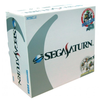 SEGA Saturn 'Derby Stallion' Pack HST-0022