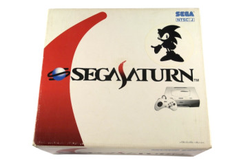 SEGA Saturn Second Version Pack Toys´r Us Edition HST-0019