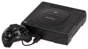 SEGA Saturn Model 1 MK-80000