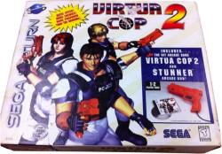 Virtua Cop 2 Stunner Gun Pack (SEGA Saturn)