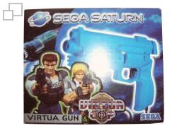 Virtua Cop Virtua Gun Pack (SEGA Saturn)