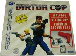 Virtua Cop Stunner Gun Pack (SEGA Saturn)