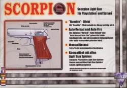 Blaze Scorpion