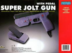Pelican Super Jolt Gun / JoyTech Real Arcade Gun