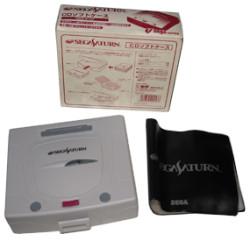 SEGA Saturn CD Case