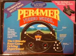 SC&T/Platinum Sound Per4mer Turbo Wheel
