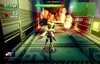 Burning Rangers (SEGA Saturn)