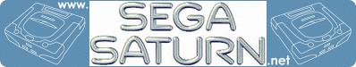 SEGA Saturn Banner