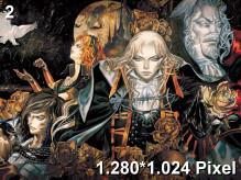 Akumajo Dracula X Wallpaper 1.280x1.024px