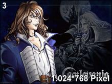 Akumajo Dracula X Wallpaper 1.024x768px
