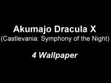 Akumajo Dracula X Wallpaper