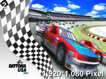 Daytona USA Wallpaper 1.920x1.080px