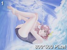 Doukyusei if Wallpaper 800x600px