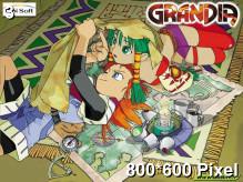 Grandia Wallpaper 800x600px