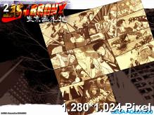 Last Bronx Wallpaper 1.280x1.024px