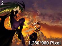 Nightwarriors Wallpaper 1.280x960px