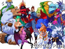 Nightwarriors Wallpaper 1.024x768px