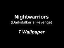 Nightwarriors Wallpaper