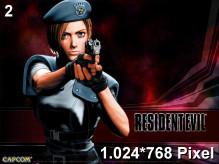 Resident Evil Wallpaper 1.024x768px