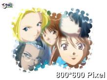 Sakura Wars Wallpaper 800x600px