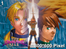 Shining Force III Wallpaper 800x600px
