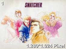 Snatcher Wallpaper 1.280x1.024px