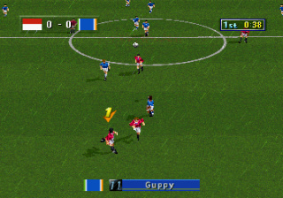Worldwide Soccer 97/98